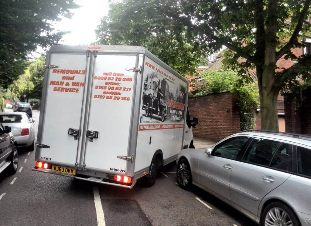 dd23c95d52 Man with Van in Bromley and all London areas.