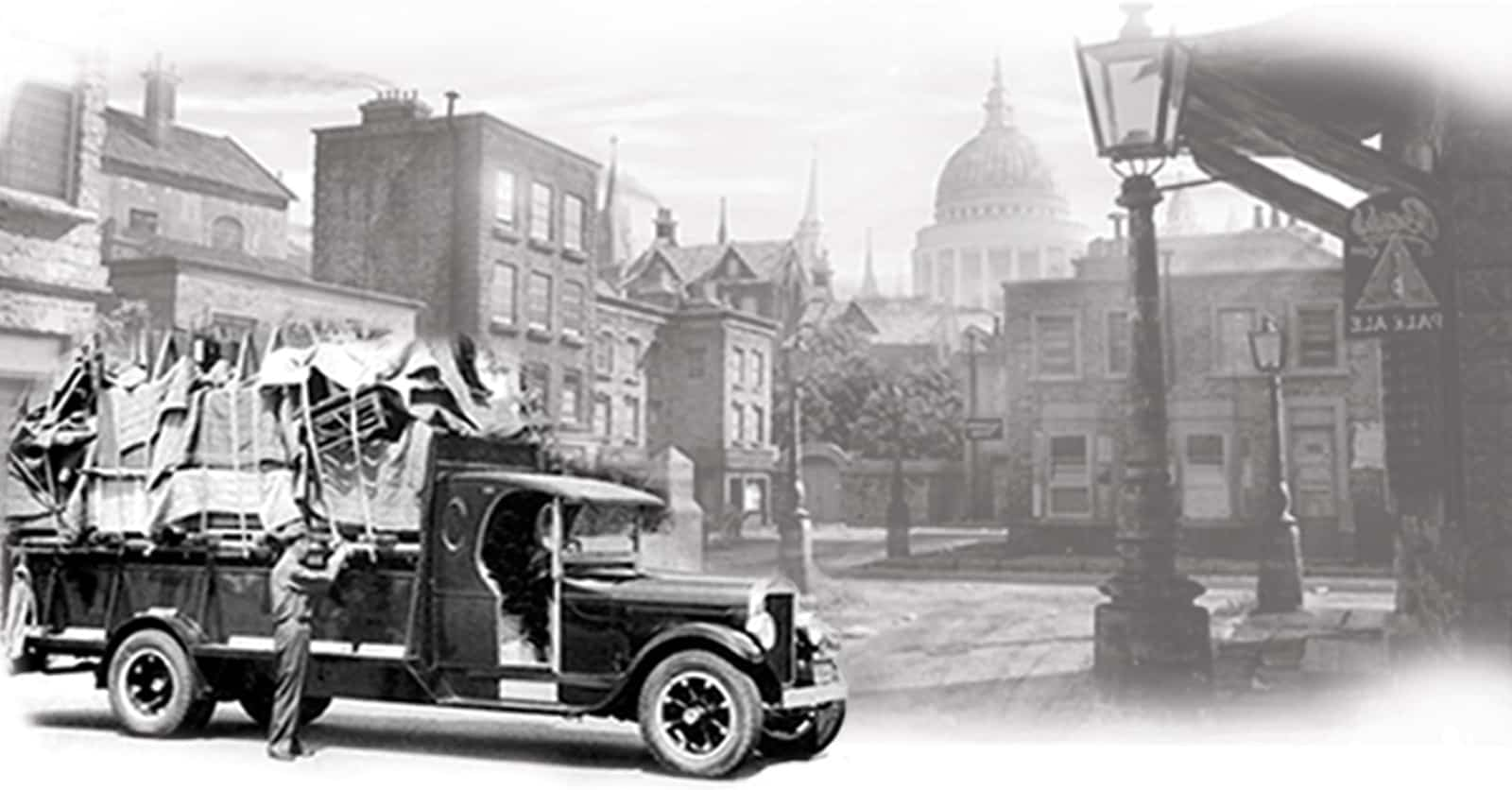 Peter Van - Man and Van and Removals in London and Kent