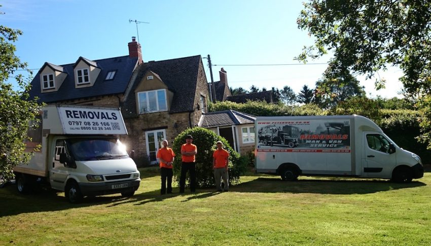 Removals in Orpington, Man and van